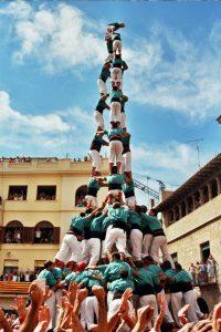 BK Translation - Menschtürme Katalonien und Teambuilding