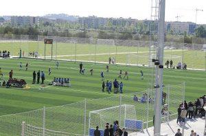 Dolmetscher und Rahmenprogramm Spanien CE_Futbol_Salou